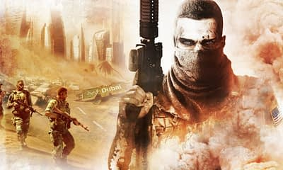 Tencent Invests in Spec Ops: The Line Studio YAGER Development