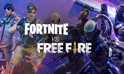 Fortnite or Free Fire? See some facts about the games
