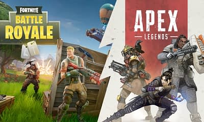 Fortnite or Apex Legends: Which is the best Battle Royale?