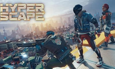 Hyper Scape: the new Battle Royale from Ubisoft