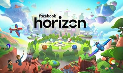 VR Social Platform Facebook Horizon Is Available for Invite Only Public Beta