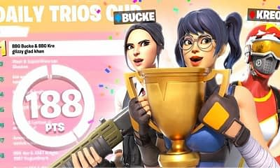 Fortnite: The Possible Best Trios in Chapter 2 Season 4
