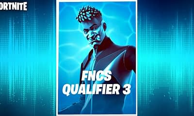Fortnite: FNCS Chapter 2 Season 3 Qualifier 3 result