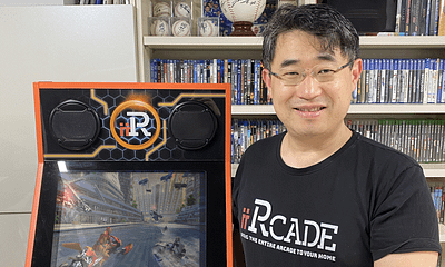 Jong-Wook Shin, Founder, President and CEO of iiRcade, Inc - Interview Series