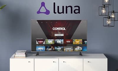 Amazon Launches Luna Streaming Platform for Gaming