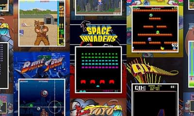 AtGames® Announces 47 TAITO Arcade Classics to be Added to the Legends Arcade Family