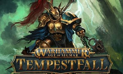 Warhammer Age of Sigmar: Tempestfall Announced for VR