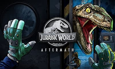 Jurassic World: Aftermath Brings First-Person Dino Horror To VR