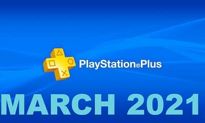 Free Games on PlayStation Plus: March Edition