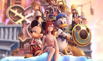 Kingdom Hearts Is Finally Coming to PC in March