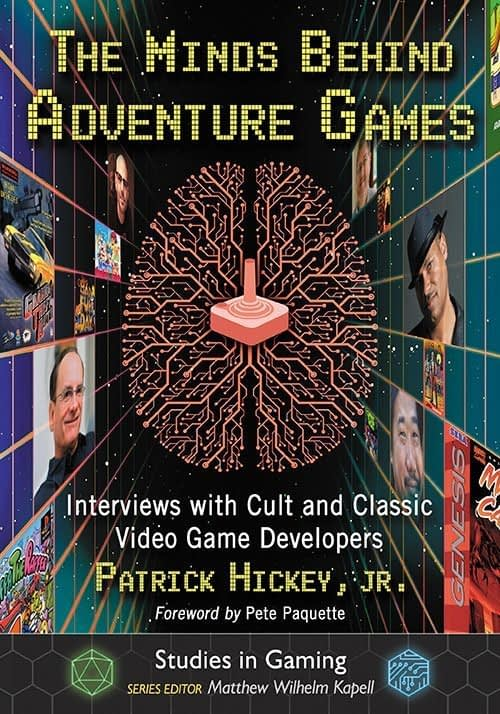 "Patrick Hickey Jr, Author of ""The Minds Behind the Games"" - Interview Series"