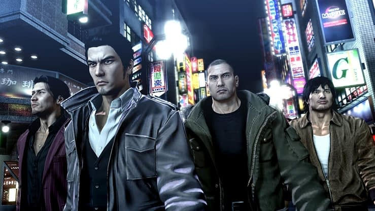 Yakuza, Cyber Shadow, Control & More Are Coming to Xbox Game Pass