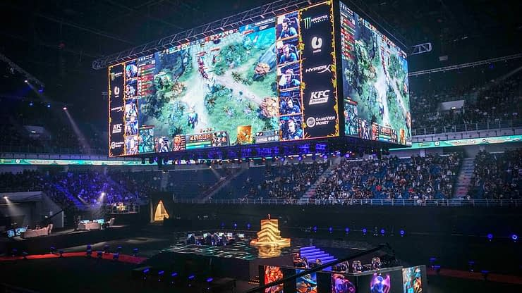 5 Best eSports Games of All Time