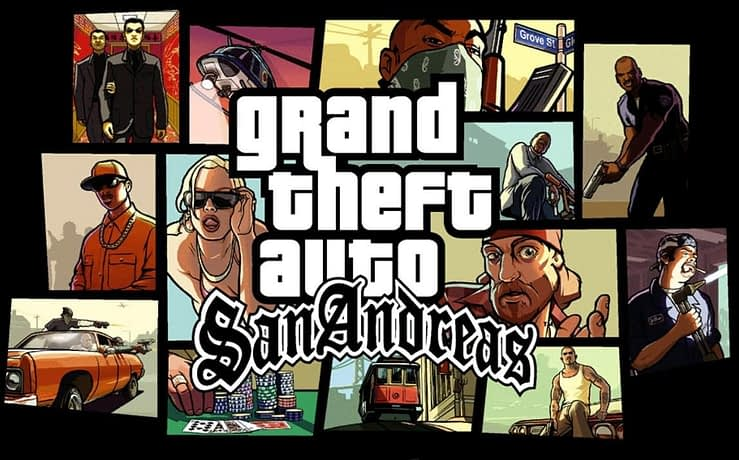 5 Best Grand Theft Auto Games of All Time
