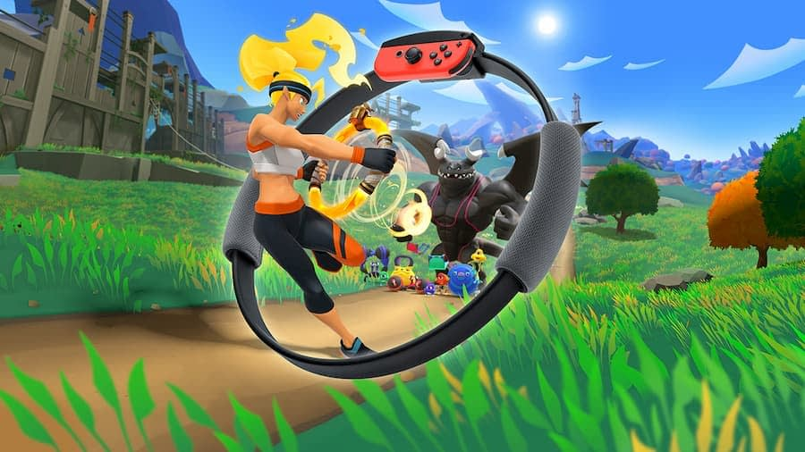 5 Best Fitness Games of All Time