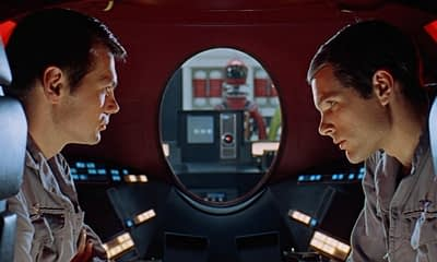HAL reads lips in 2001: A Space Odyssey (1968)