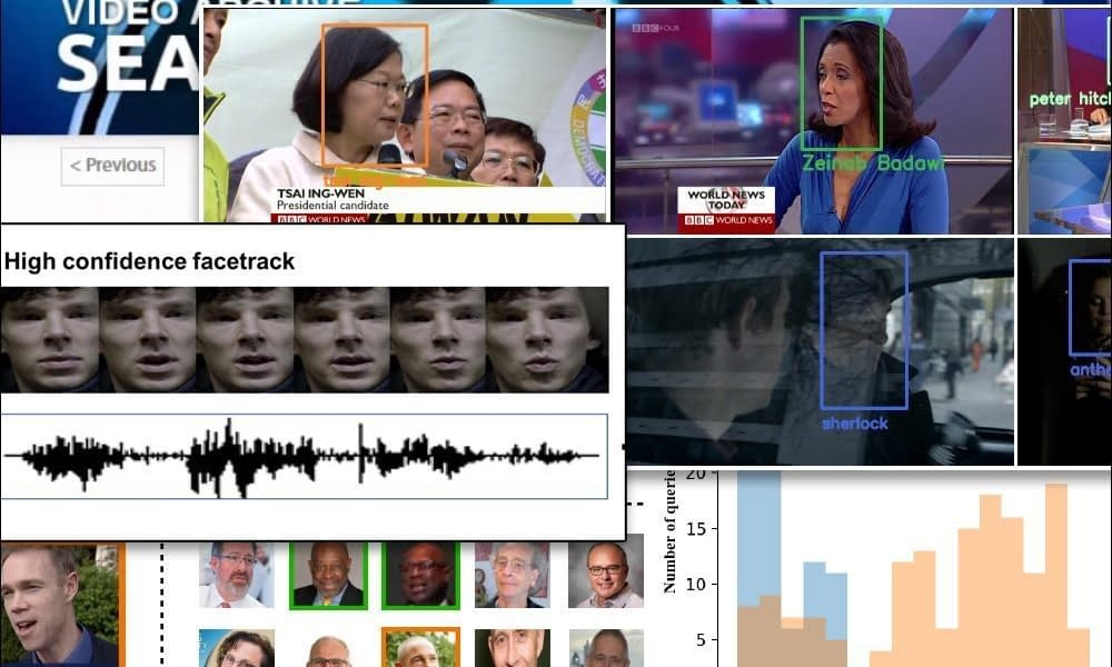 Researchers at Oxford University have developed an AI-enabled system that can comprehensively identify people in videos by conducting detective-like,
