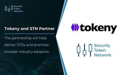 Tokeny Partners with Security Token Network Encouraging Broader Adoption