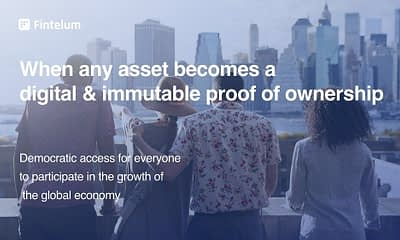 When any Asset Becomes a Digital & Immutable Proof of Ownership - Thought Leaders