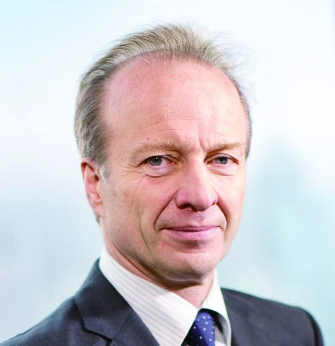 Ashley Alder - Chair of IOSCO