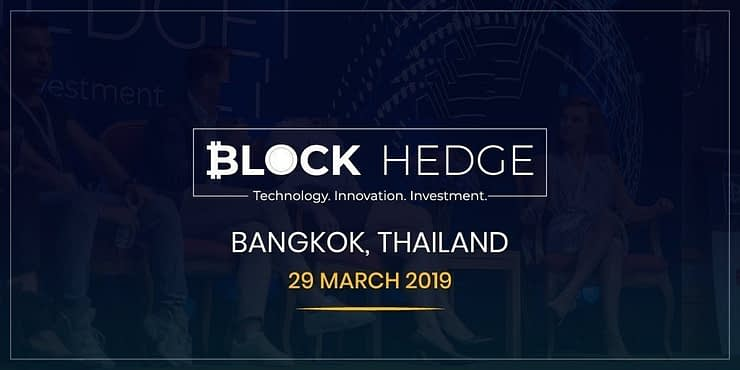 South East Asia's Mega Blockchain Conference - Interview