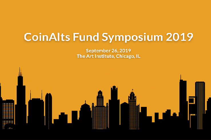 CoinAlts Fund Symposium Gathers Hundreds of Fund Managers and Allocators in Chicago on September 26th