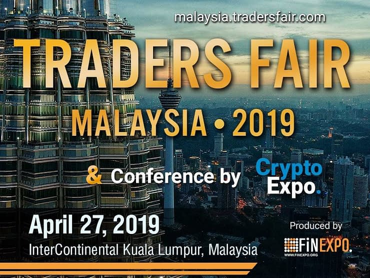 Traders Fair & Gala Night, Malaysia introduces new format of CryptoExpo!